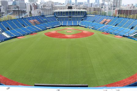 Stadium information english jingu stadium malvernweather Image collections